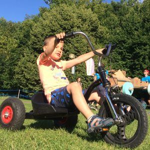Bemyevent - tricikli